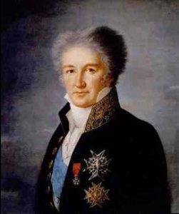 Арман-Мари-Жак де Шансанэ маркиз